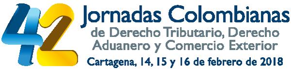 Jornadas Colombianas de Derecho Tributario, Derecho Aduanero y Comercio Exterior